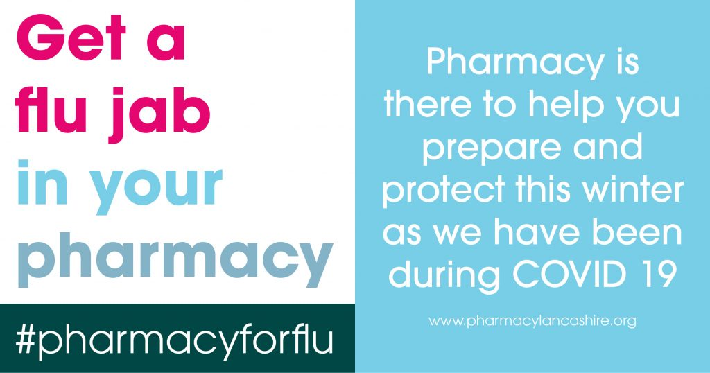 Community Pharmacy Lancashire COVID