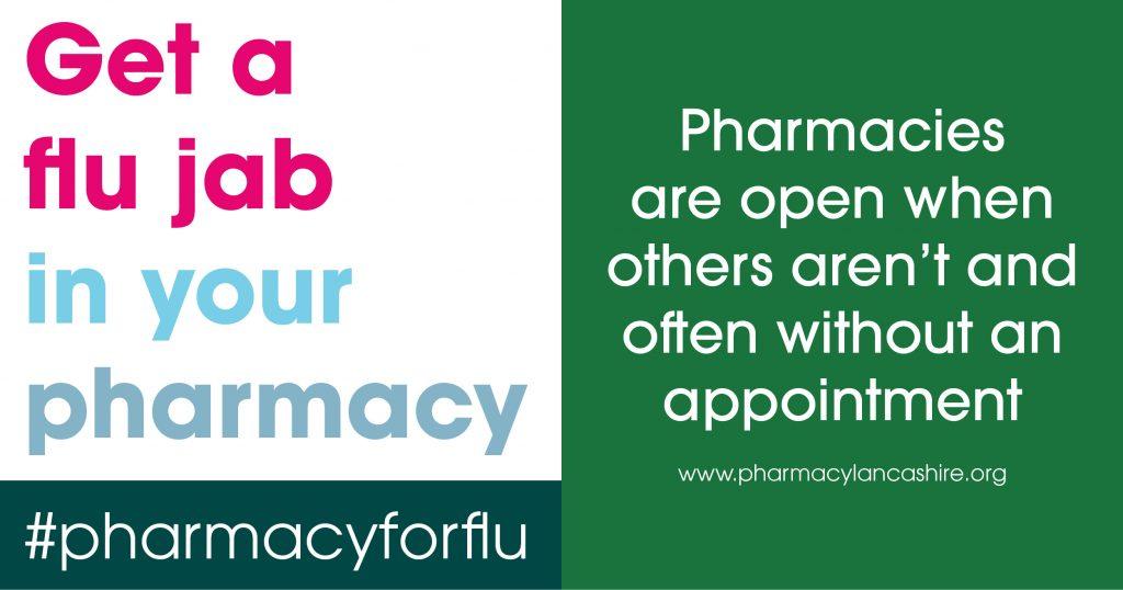 Community Pharmacy Lancashire Open