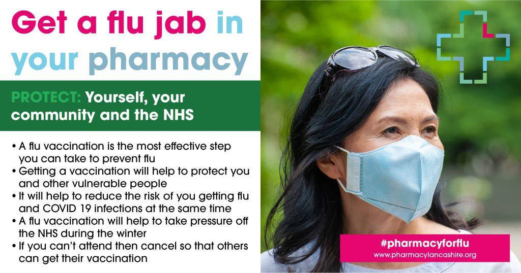 Community Pharmacy Lancashire Protect